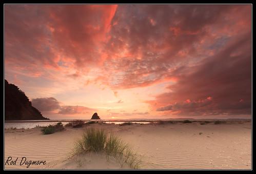 newzealand sunrise auckland nz northisland waiwera
