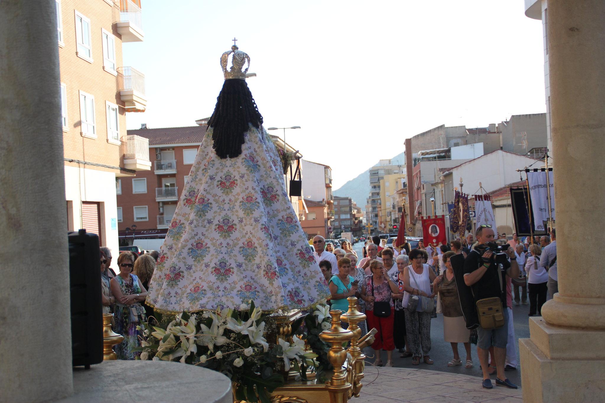 (2015-07-12) - Virgen del Carmen, parroquia La Santa Cruz - Javier Romero Ripoll (42)