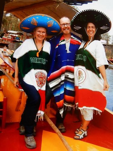 Xochimilco - met Connie uit Brasil