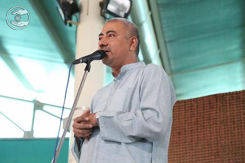Deepak Bisht from Rohini expresses his views