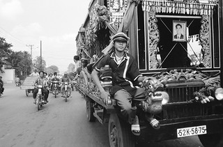 Saigon on Wheels, 1994 - by Ed Kashi