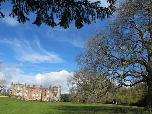 Mottisfont Abbey and Gardens SWC Walk 58 Mottisfont and Dunbridge to Romsey taken by Karen C.
