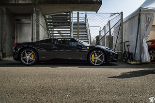 Ferrari 458 Italia Spider | by N.D pictures