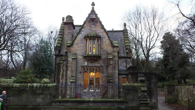 wee house by the boneyard