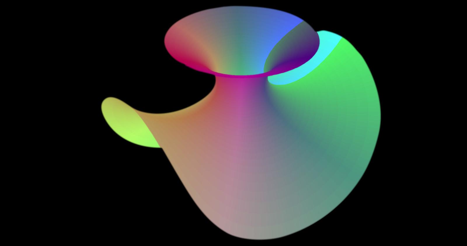 Minimal Surface - Catenoid - Enneper