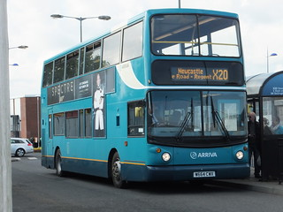 Arriva North East 0664 (W664 CWX) | by kuyoyo