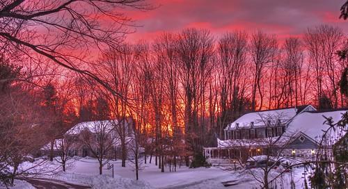 sunrise maryland columbia 26jan16