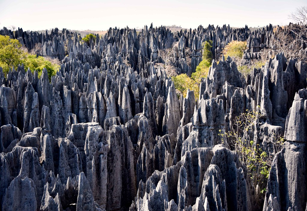 Big Tsingy, Madagascar