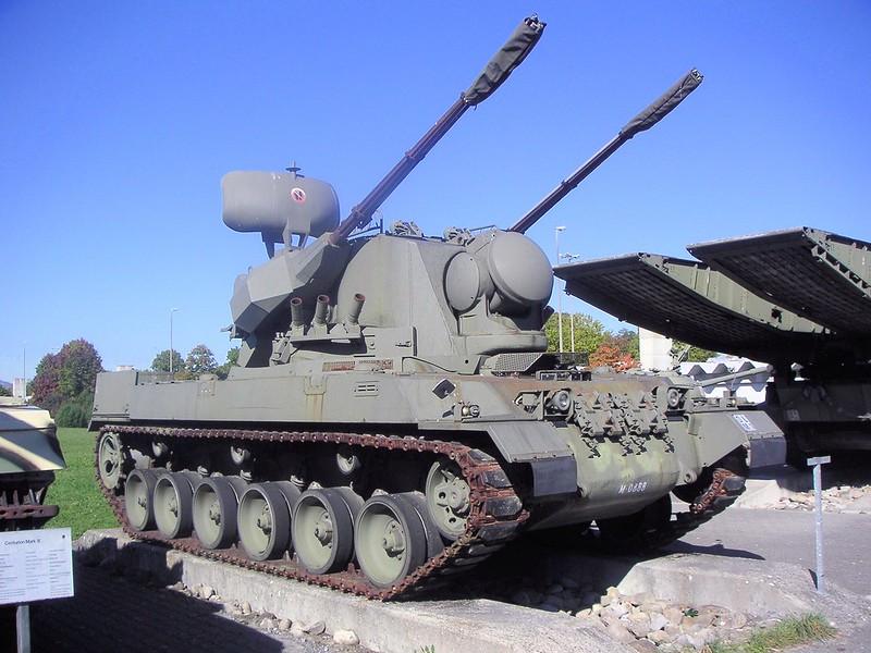Pz68 Flakpanzer 3