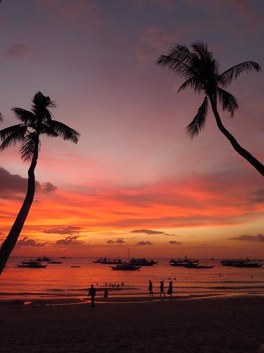 Boracay sunset 4 | by ReimaginedImages