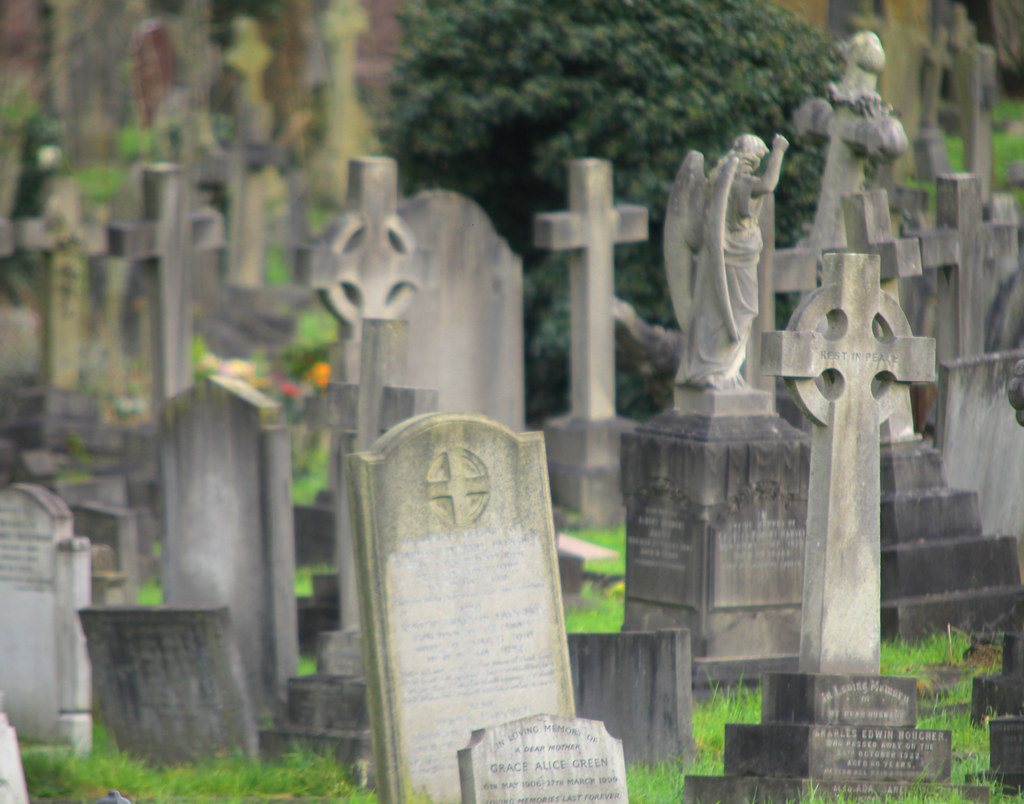 West Norwood Cemetery Graves
