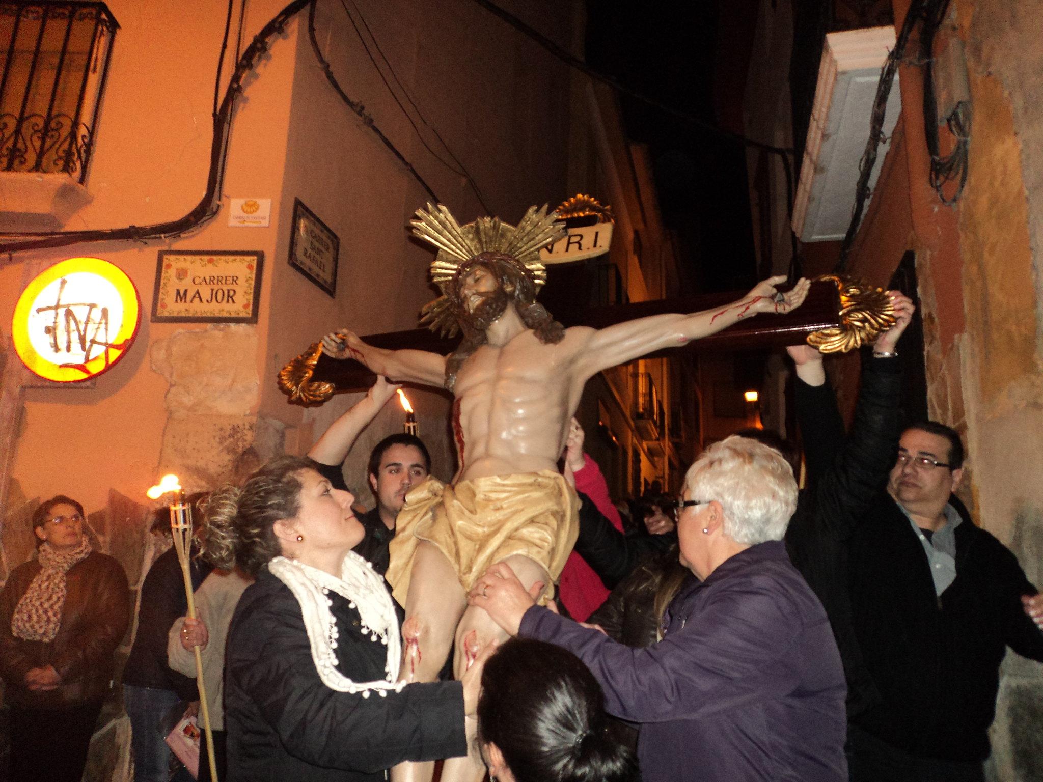 (2012-03-30) - III Vía Crucis nocturno - Jorge Vázquez  (32)