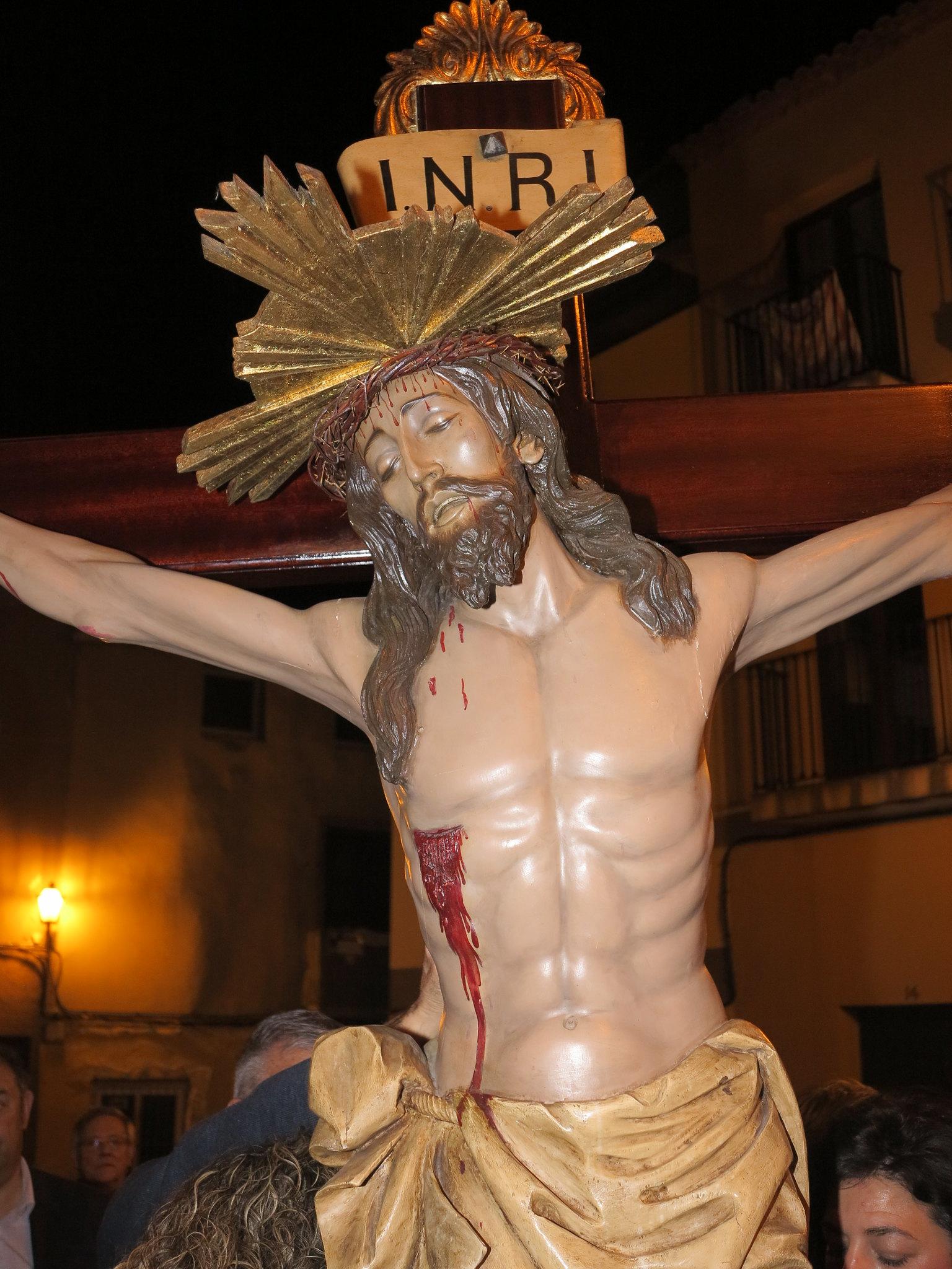 (2014-04-01) - V Vía Crucis nocturno - Antonio José Verdú Navarro (40)