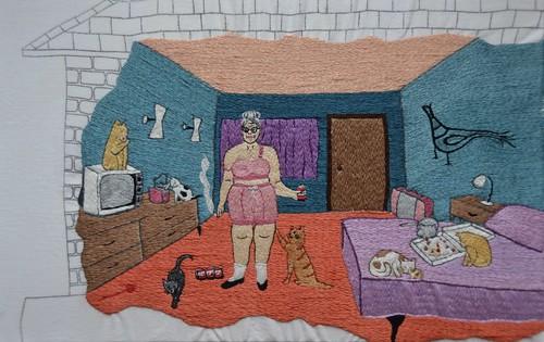 No-Tell Motel: Room 1