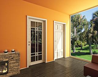 Nyűgözze le vendégeit egy gyönyörű beltéri ajtóval!