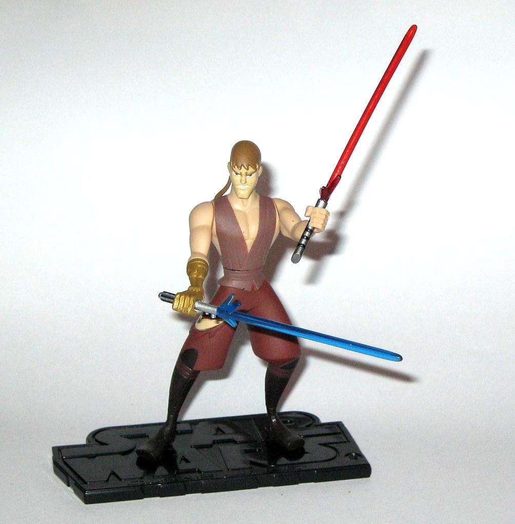 Star Wars Clone Wars Anakin Skywalker No.1 Loose complet