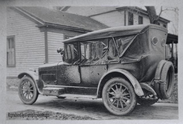 Nash Touring Car