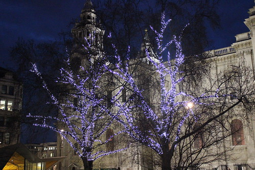 Christmas Time in London Town | by Synne Cinnamon