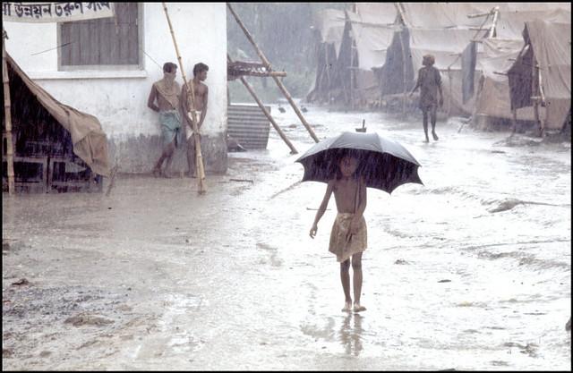 Bengali Refugee Camp in India, 1971