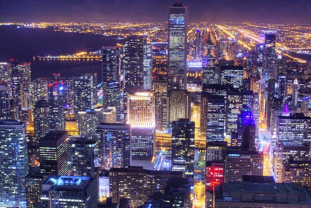 Chicago Lights - Skyline