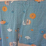 Japanese vintage kimono was for sale on eBay