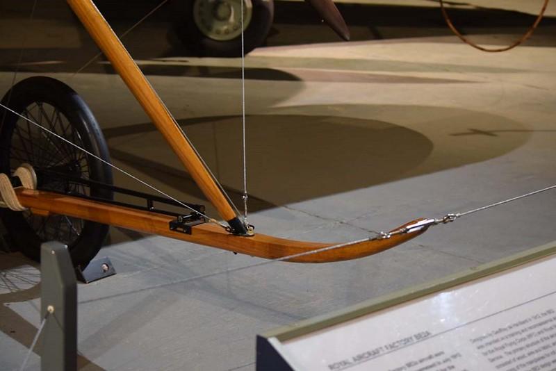 Βασιλικό Αεροσκάφος Εργοστάσιο BE2A 5