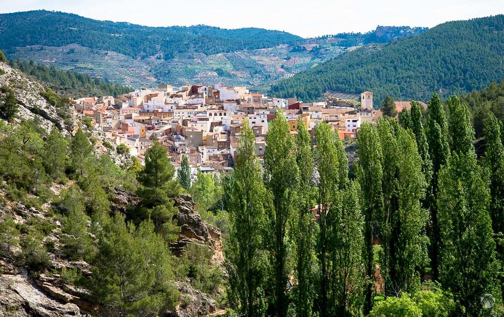 Bogarra, pueblo serrano