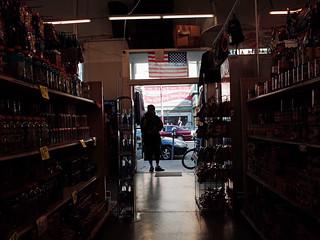 Inside Dollar Store, San Francisco, CA