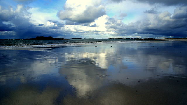 Mirror beach (in explore)