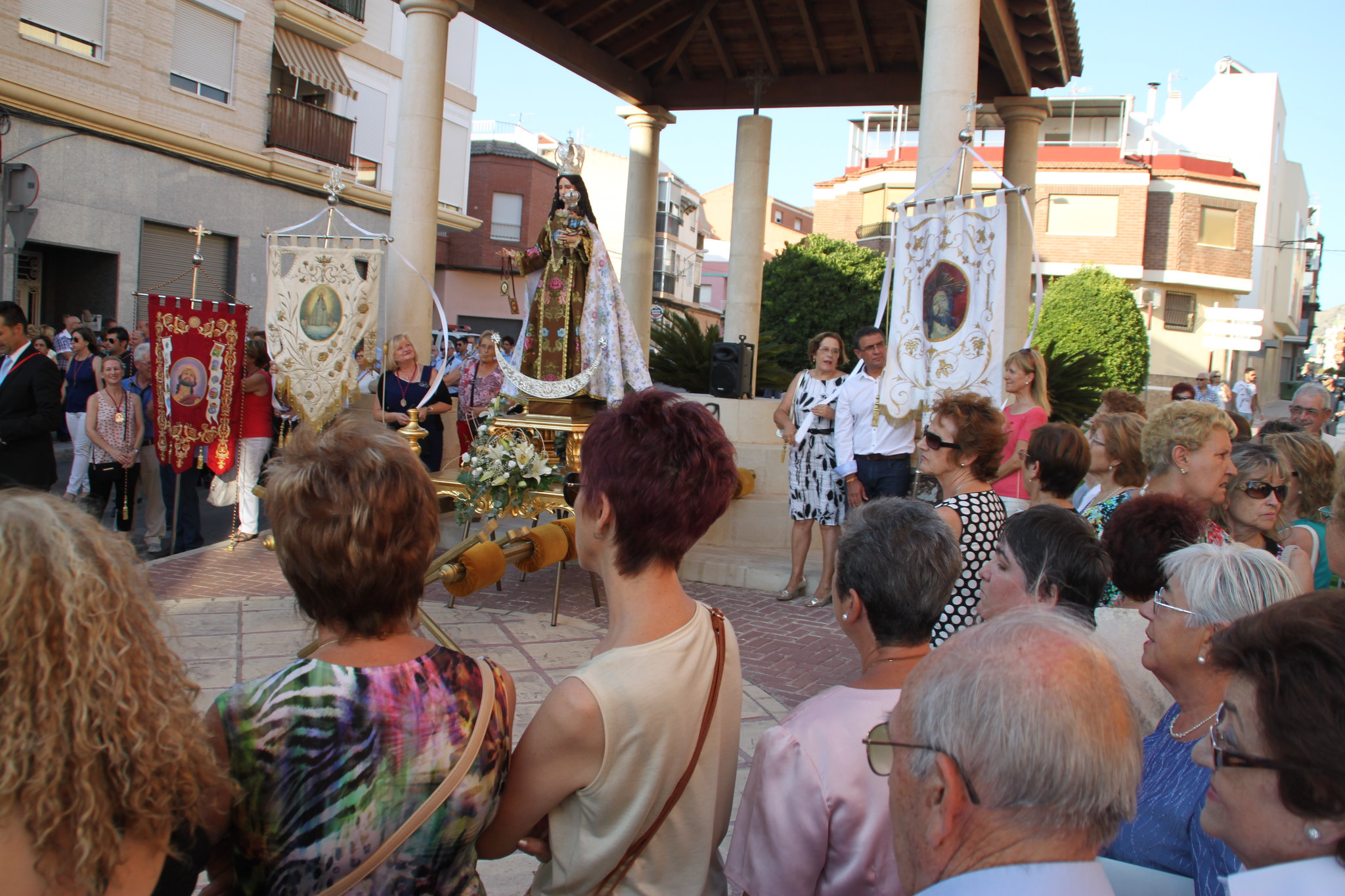 (2015-07-12) - Virgen del Carmen, parroquia La Santa Cruz - Javier Romero Ripoll (59)