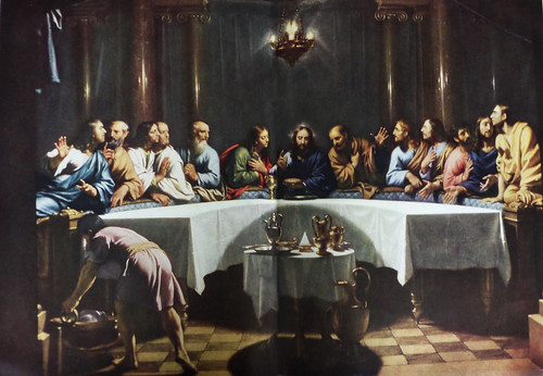 The Last Supper by Philippe di Champaigne