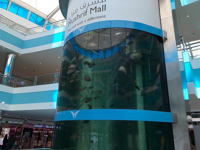 برج حوض السمك