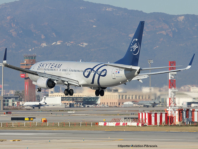 SkyTeam (KLM-Royal Duch Airlines).
