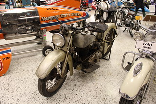 Indian motorcycle | by j33pman