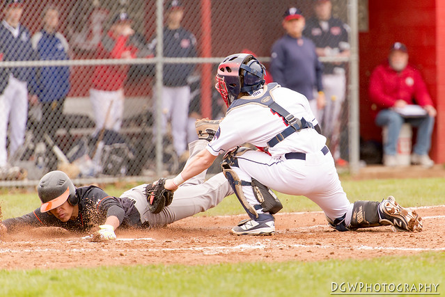 Foran High vs. Stamford - High School Baseball