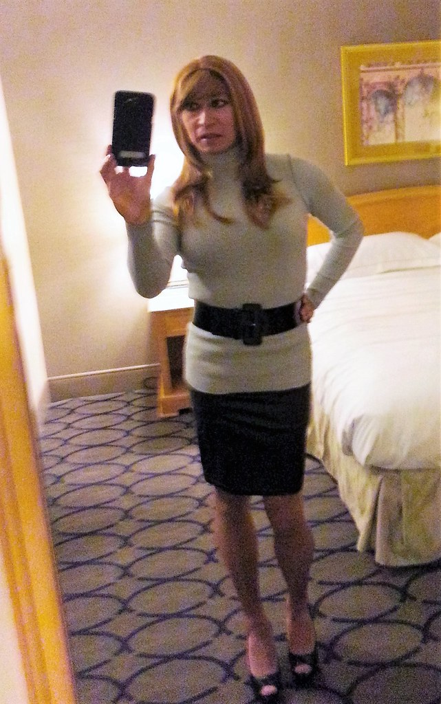 Pre Trannies-In-Trouble  Getting Ready For A -3854