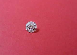 1 carat brilliant cut diamond | by Mauro Cateb