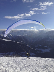 Kuehboden Galfera Paragliding