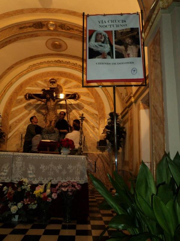 (2014-04-01) - V Vía Crucis nocturno -  Antonio Vázquez (12)