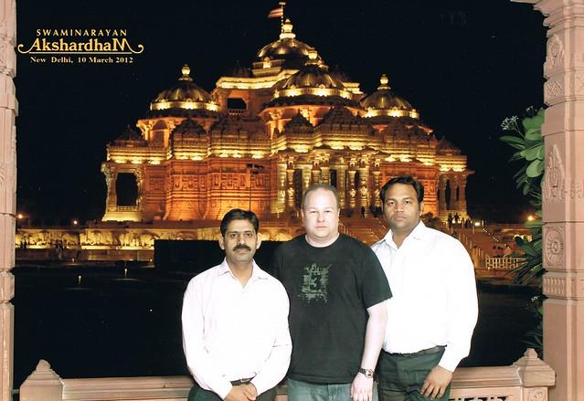 India-Akshardhan Temple Delhi