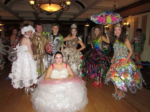 Group TY Trashion Fashion Entrants 1