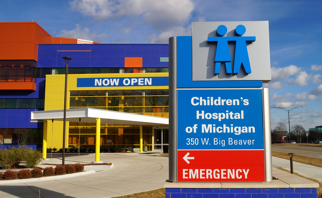 Children's Hospital of Michigan - Troy: NOW OPEN! | Detroit