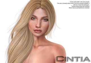Cintia Skin for Catwa for Whimsical Event NOW!   by David Cooper   L'Etre and DOUX