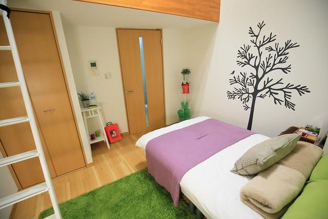 Airbnb 難波民宿