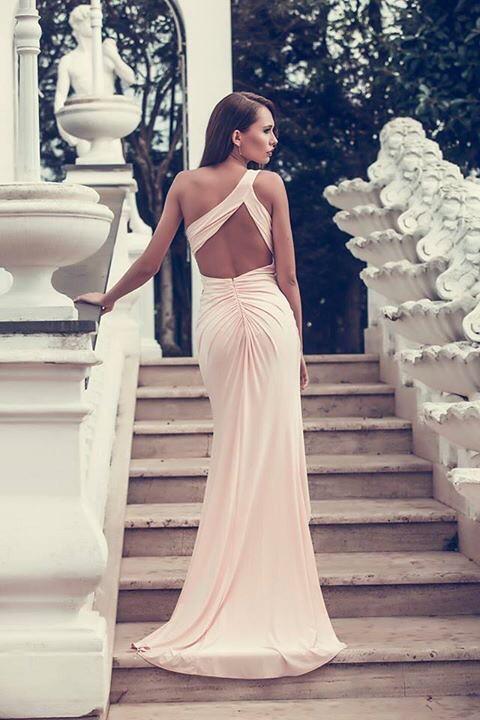 brand new 345bf e2591 Backless dress www.invitocollection.it   INVITO HAUTE ...