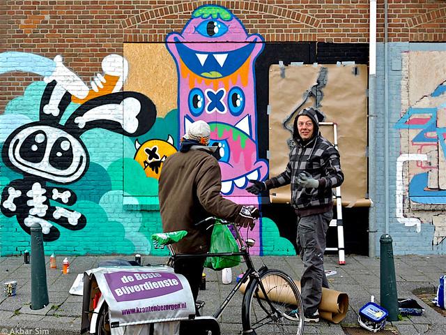 Art District Schilderswijk