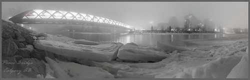 Peace Bridge, Calgary AB | by czeylanicum