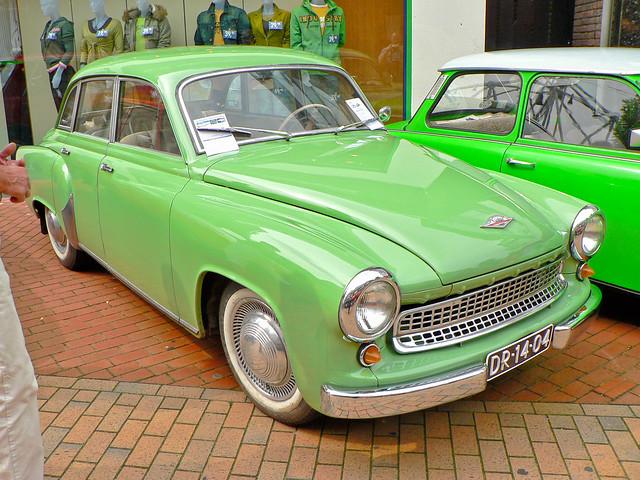 Wartburg 311/1 Luxus Limousine 1959 (1003115)