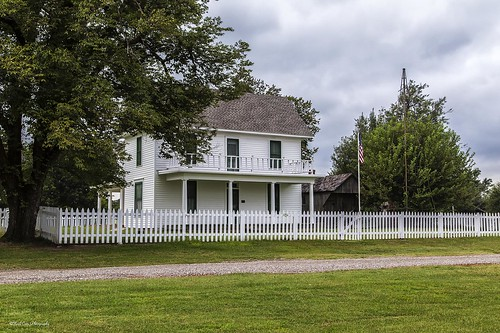 house oklahoma architecture rural fence landscape photography ef24105mmf4lisusm canon6d