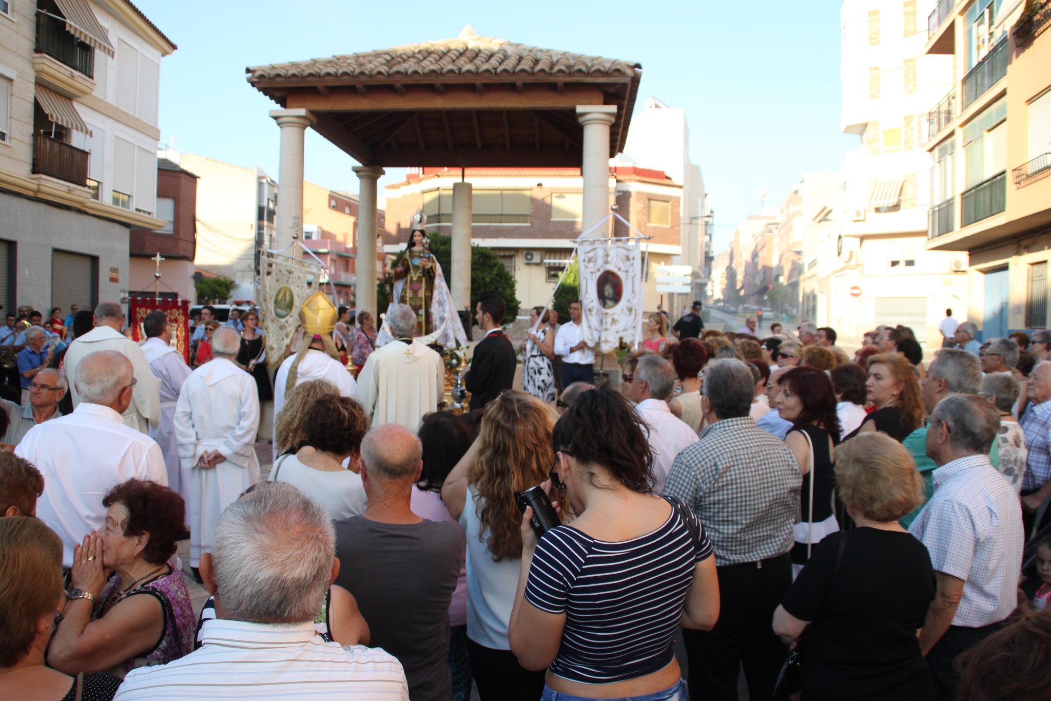 (2015-07-12) - Virgen del Carmen, parroquia La Santa Cruz - Javier Romero Ripoll (107)